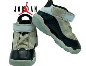 Jordan Boy's Rings White/Metallic Gold Size 6c