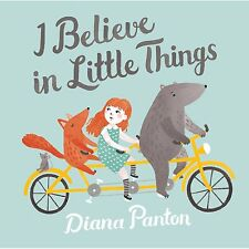 I Believe in Little Things Digipak by Diana Panton CD  NEW FACTORY SEALED