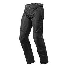 Pantalones textil de color principal negro para motoristas talla XXL