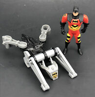 Adventures Of Batman And Robin Crime Squad Disaster Control Kenner 1996 Figure