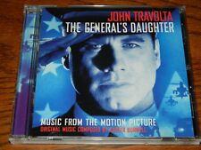 John Travolta The General's Daughter by Carter Burwell (CD, Jun-1999, Milan)