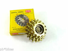 Everest Oro French Freewheel 6 Speed 13-21 Thread Vintage Bicycle NOS