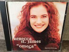 Omega by Rebecca St James (CD, PROMO Single)