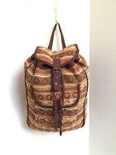 New Hippie Backpack Boho Thai Hill Tribe Cotton Shoulder Bag