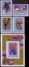 Mauritanian Olympics Stamps