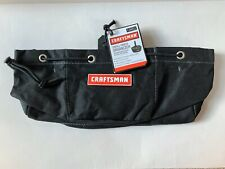 Craftsman Small Parts Organizer, Tote Bag 6 inside pockets 34511