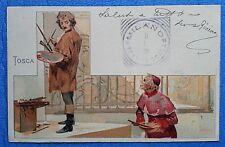 Lirica A Cartoline Da Collezione A Tema Personaggi Famosi Ebay