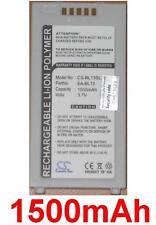 Batterie 1500mAh Pour SHARP WS007SH, WS011SH, W-ZERO3[es] Type EA-BL13