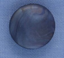 13mm Blue Shank Button (x 2 buttons)