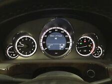 2011 MERCEDES W212  E350   68k Speedometer Instrument Cluster Gauge  A2129001910