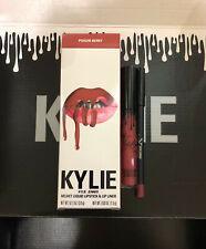 Kylie Cosmetics Poison Berry Velvet Lip Kit
