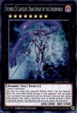 1x YuGiOh Number 23: Lancelot, Dark Knight of the Underworld - BOSH-ENSE2 - Supe