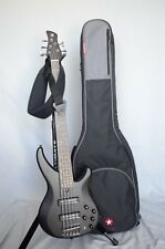 Yamaha TRBX505 5-String Electric Bass Guitar with Strap and Gigbag