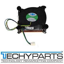 Dynatron T195 1U Copper Heatsink Intel Socket LGA775 Push-Pin Active CPU Cooler