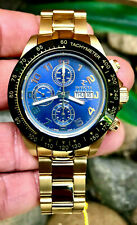 Invicta Reserve 10937 Men Speedway Swiss Made Valjoux 7750 Automatic Watch Mint