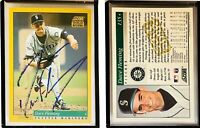 Dave Fleming Signed 1994 Score #135 Card Seattle Mariners Auto Autograph