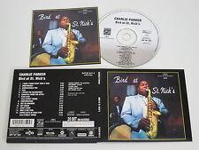 CHARLIE PAKER/BIRD AT PCSDE NICK(OJC20 041-2) CD ALBUM