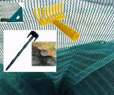 Telo rete raccolta olive antispina pesante c/ spacco angolo rinforzato occhiello