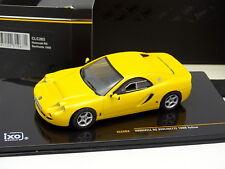 Ixo 1/43 - hommel rs berlinette 1999 yellow