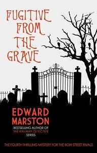 Edward Marston - Fugitive From The Grave *NEW* + FREE P&P