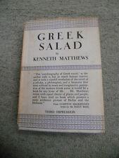 Greek Salad. by Matthews, Kenneth
