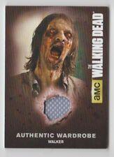 The Walking Dead AMC Costume Trading Card Walker M34