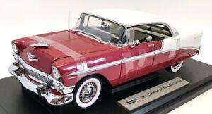 Precision Miniatures 1/18 Scale PMUS01P - 1956 Chevrolet Bel Air Saloon