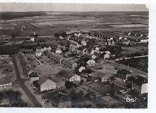 AUMETZ moselle CPA 57 vue panoramique aérienne du village carte photo années 50