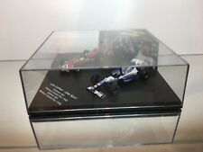 ONYX LOTUS FORD 49 + WILLIAMS RENAULT FW 17 - GRAHAM + DAMON HILL 1:43  - RARE