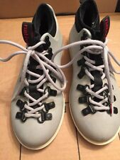 Native High Top Shoe Gray M4 W6