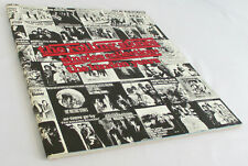 1989 ROLLING STONES LONDON YEARS Singles Collection SOUVENIR BOOK LP Insert Only