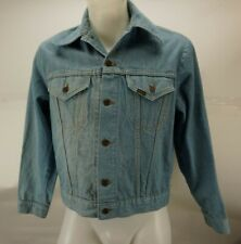 Vintage Sears Western Wear Denim Trucker Size 42