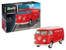 VW T1 Kombi  PORSCHE RENNDIENST  Bausatz  Revell  1:16  OVP  NEU