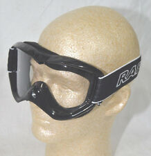 Raptor Racing MX Goggles Off Road Youth Black