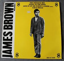 James Brown, the payback mix, Maxi Vinyl