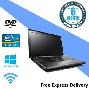 Lenovo Edge E530 - Windows 10 Laptop - i3-3110M | 2.4Ghz | 4GB | 500GB  GRADE B-