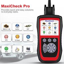 Autel Maxicheck Pro Auto Diagnostic Tool Fault Code Scanner EPB ABS SRS SAS DPF