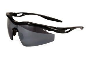 Medicus Golf Flipz Sunglasses Protect Convertible Eyewear Shades Carbon Titerion