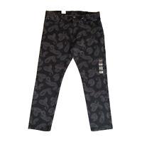 New 512 Slim Taper Stretch Slim Men's Jeans Size 38x30