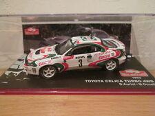 WRC 1993 TOYOTA CELICA TURBO 4WD AURIOL ALTAYA