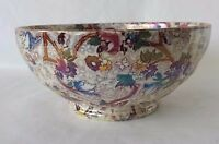 MalIng Chintz Bowl New Castle England