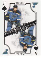 2019-20 O-Pee-Chee Hockey Playing Cards #5S Ryan O'Reilly
