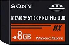 Cartes mémoire Sony pour appareil photo et caméscope
