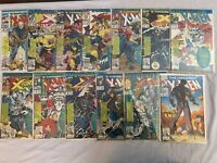 X men X cutioners Song 13 Issues Marvel Comics 1992 VF NM Unopened Complete Set