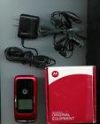 Motorola  Model WX416 Consumer Cellular Service Flip Phone photo
