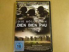 DVD / DIE HOLLE VON DIEN BIEN PHU ( PATRICK CATALIFO, DONALD PLEASENCE... )