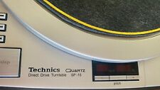 Giradischi TECHNICS SP-15 inclusi: BRACCIO EPA A501H + BASE RADICA SH-15B