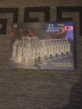 Puzz3D Chateau de Chenonceau 806 pieces Puzzle Jigsaw New Sealed