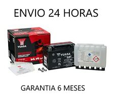Bateria moto ytx9bs Yuasa  Piaggio free 100 04-06 / zip 100 06-10 24 HORAS
