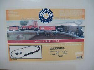 "Lionel Farmall Freight Set ""O"" O/27 International MTA Tractors RARE 6-21795"